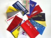 Разработка фирменного конверта в Донецке и области.
