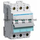 Автоматический выключатель Hager 3P 10kA D-0.5A 3M