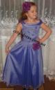 Прокатное нарядное детское платье П08