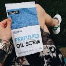 Скраб для тела парфюмированный Hillary Perfumed Oil Scrub Rodos