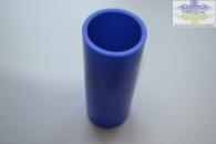 рукав радиатора МАЗ нижний силикон синий