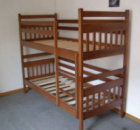 Двухъярусные кровати.