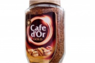 Кофе гранулированный Cafe d'Or Gold 200г