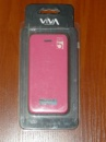 Чехол книжка Viva Sabio iPhone 5/5S Pink
