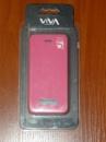 Чехол книжка Viva Sabio iPhone 5/5S Pink