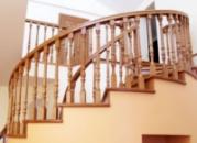 Круговые лестницы из дерева Кривой Рог заказать недорого цена
