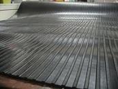 Автодорожка резиновая 3 мм х 1,2 м (полоска)