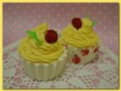 Бурлящий десерт «Спелый манго»