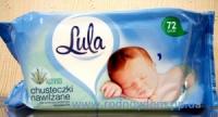 Детские влажные салфетки Lula ,72 шт