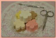 Набор бурлящих гейзеров для маникюра «mini Flowers»