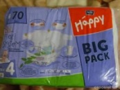 Подгузники HAPPY Bella big pack №4