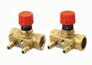 Гидравлические балансировочные клапаны Danfoss ASV-I