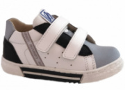 Кроссовки Minimen 86GRAY 20 13,5 см Серый с белым