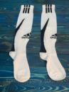 Гетры для футбола Adidas (Белые)(реплика)