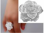 Кольцо Роза 925 проба