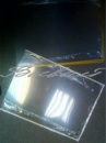 Изготовление карманов пластиковых ,рамки пластиковые любого формата