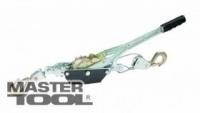 Лебедка рычажная 4т, 2 положения, трос 5,5 мм * 3,0 м MasterTool 86-8022
