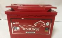 Аккумулятор Red Horse 6-СТ-65 R+