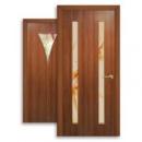 Двери ламинированные пленкой ПВХ