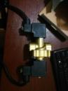 Клапан электромагнитный LPG 220V две катушки Solenoid valve 220V two coils