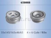 MA658088 Шків коленвала Fiat Doblo 1.3Jtd/Mjet
