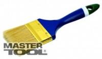 Кисть плоская «Английская» 2,5« (63мм/12мм/44мм) MasterTool 91-1563