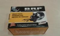 Колодки тормозные задние Renault Trafic 01- BRP Польша