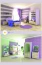Комплект детской мебели Silvia