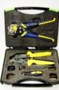 Набор инструментов для монтажа коннекторов МС4 и других кабельных наконечников