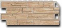 Фасадная панель Fineber Сланец Цвет Бежевый