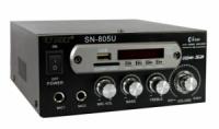 Усилитель звука UKC SN-805U MP3 FM USB SD + караоке