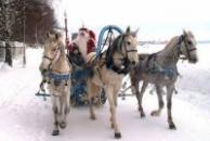 Поездки на зимних каникулах.Заказ автобуса