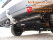 Тягово-сцепное устройство (фаркоп) Opel Movano (передний привод) (2010-...)