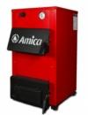 Твердотопливный котел Amica Optima 14 кВт «Тепло-электро»
