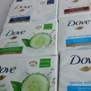 Крем-мыло Dove (Италия), 2*100 грамм