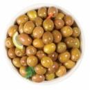 Оливки Blond Olives COLOSSAL (141-160)зеленая, с кост