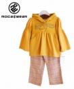 Костюм трикотажный брюки и кофта с капюшоном, бренд «Rocawear» (США)