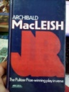 J.B. by Archibald MacLeish