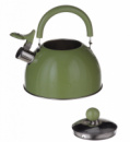 Чайник A-PLUS со свистком 2.0 л (1340) Зеленый