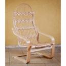 Кресло качалка плетеное из лозы «Амортизатор»