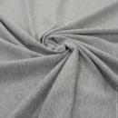 Купить Футер двунитка Пенье, цвет серый меланж оптом в Украине