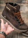 Зимние ботинки кожаные мужские 40-45