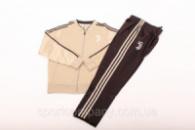 Спортивный (тренировочный) костюм «Ювентус»  (1078)(реплика)