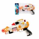 Пистолет ZYА-А 022 В-5 (120) свет, русское озвучивание, кулек