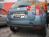 Тягово-сцепное устройство (фаркоп) Dacia Duster (2010-2013)