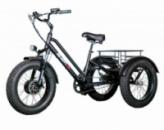 Электровелосипед трехколесный грузовой BIG HAPPY FAT 500