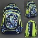 Рюкзак школьный для мальчика «Абстракция»