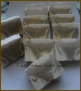 Мыло на семи глинах и семя льна