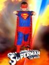 Супермен - костюм супер героя на прокат.