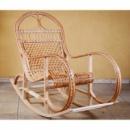 Кресла качалки из лозы